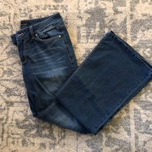 WHBM Flare Jeans
